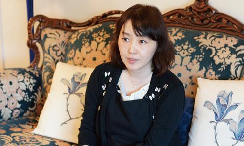 サンタマリア企画 代表 城戸美智子さん
