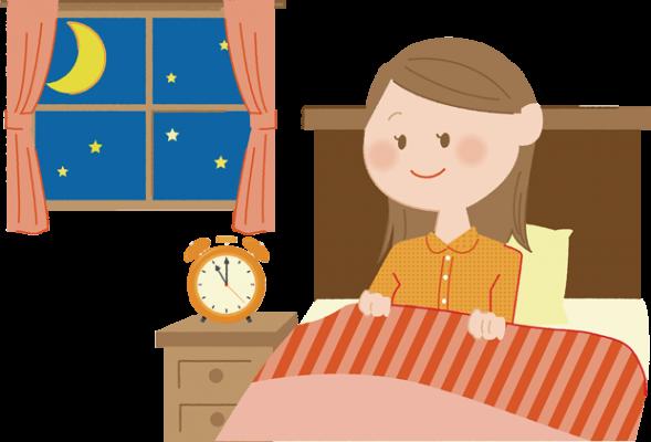 「睡眠負債」をご存知ですか?