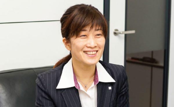 株式会社タカラ薬局 代表取締役社長 岡村由紀子 さん