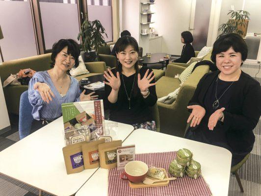 チアーズラボの商品が東京進出!? 「ベジオ。」「ベジマグ。」「ごくムギ」が 東京・八重洲に常時展示