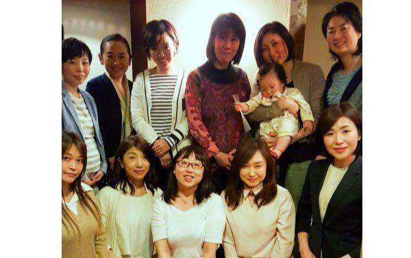 11月20日(火)11:30~13:30 ママレンジャーランチ会&座談会