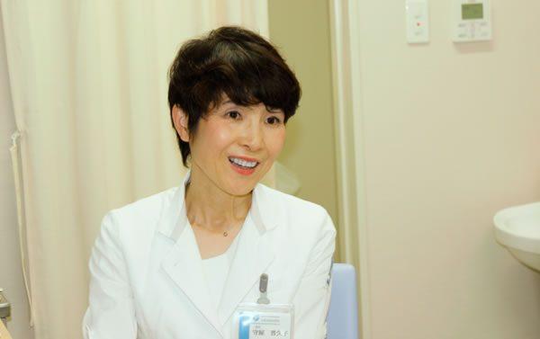 久留米大学医学部病理学講座・医師 守屋 普久子さん