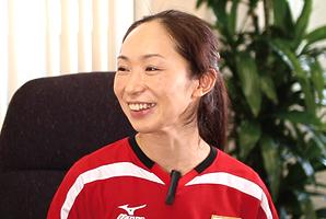 ゴールボール日本代表強化指定選手 浦田 理恵さん